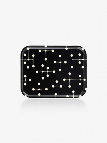 Поднос Vitra Dot Pattern reverse dark